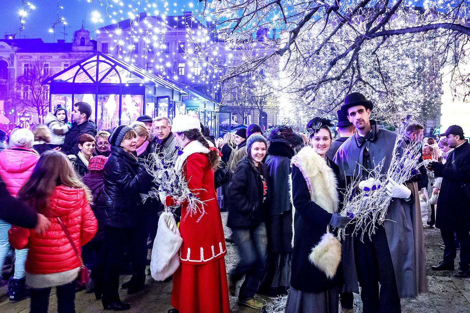 Međunarodni glazbeni festival adventskih i božićnih pjesama Musica Nota Turistička zajednica grada Zagreba Julien Duval