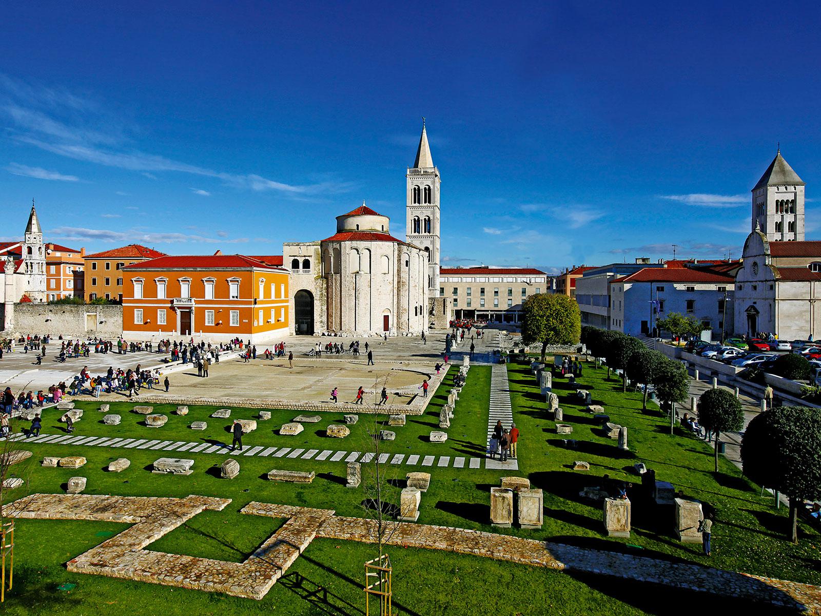Musica Nota Grad Zadar TZG Zadra