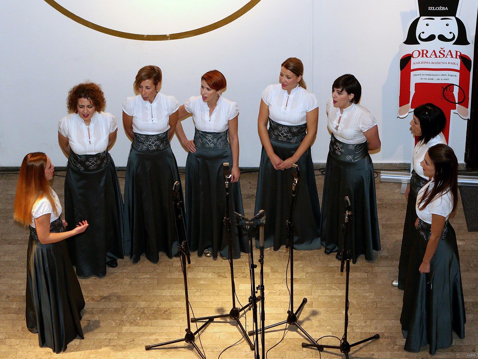 ARMORIN Glazbeni festival adventskih i božićnih pjesama u Zagrebu 2016. Musica Nota