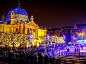 Međunarodni glazbeni festival adventskih i božićnih pjesama Musica Nota Turistička zajednica grada Zagreba Mirsad Mehulić